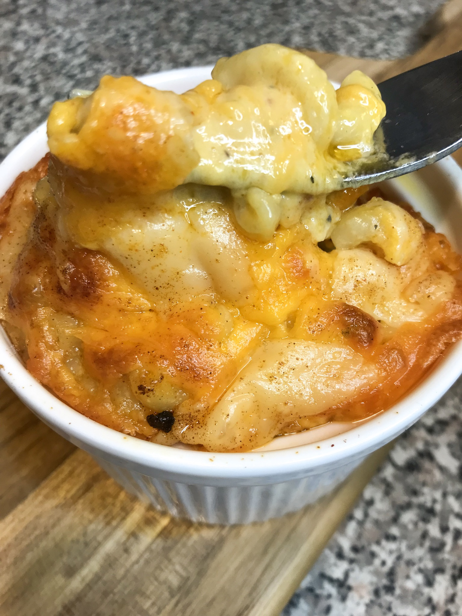 Personal Mac and cheese