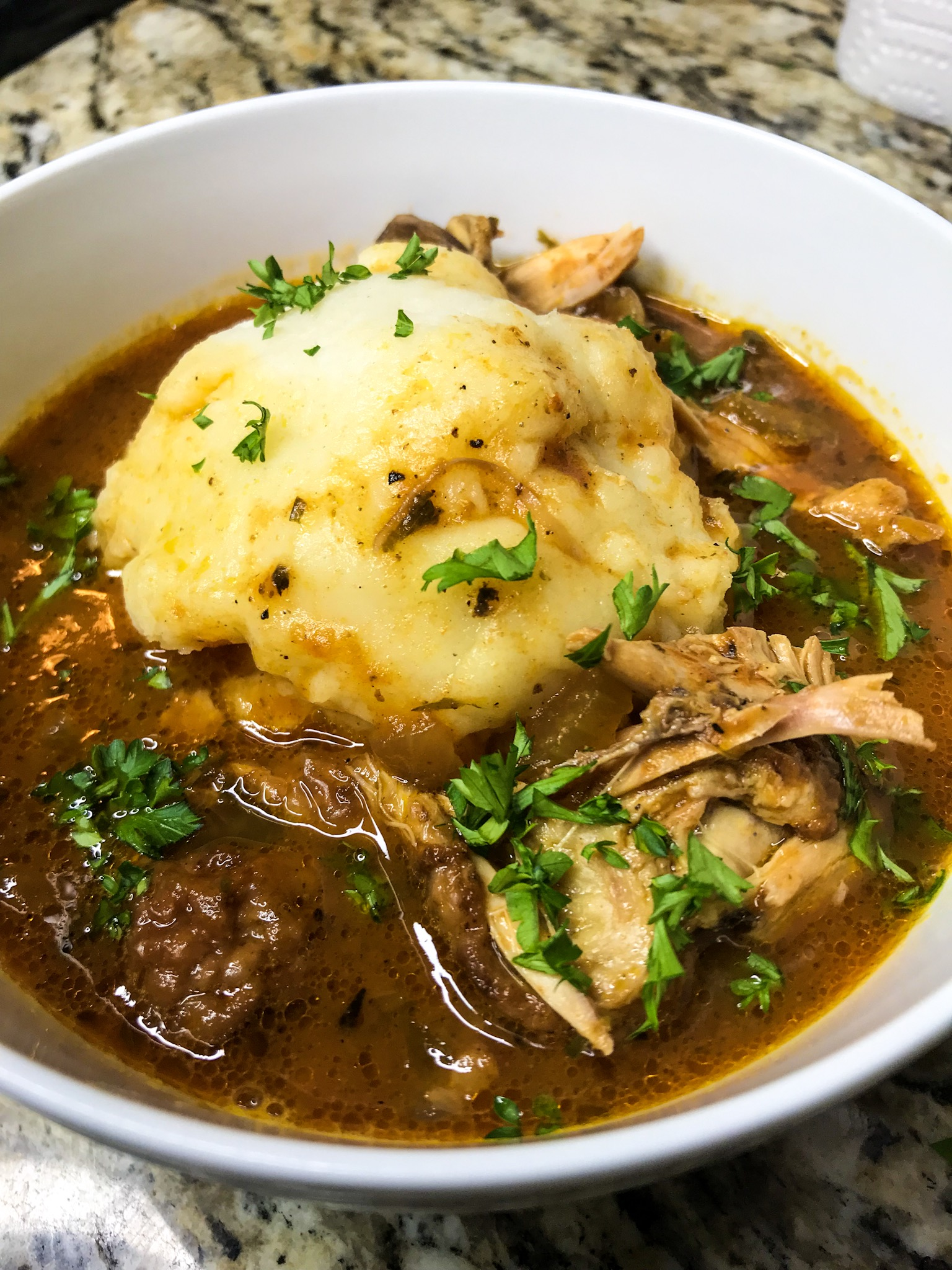 Nigerian Inspired Pepper Soup