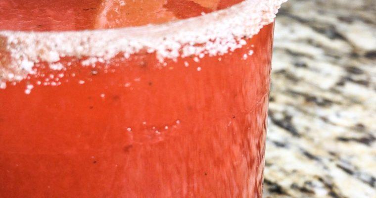 Berry Mary Margarita
