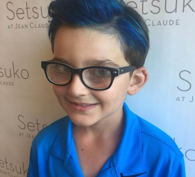 Scarsdale Hairsalon Westchester's best Kids Haircuts and styles