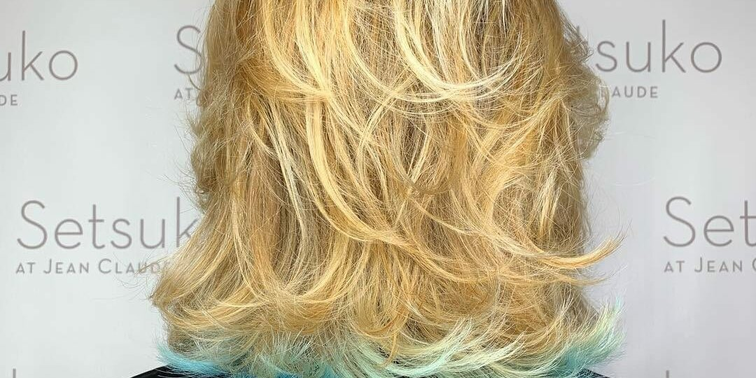 Brassy Hair coloring