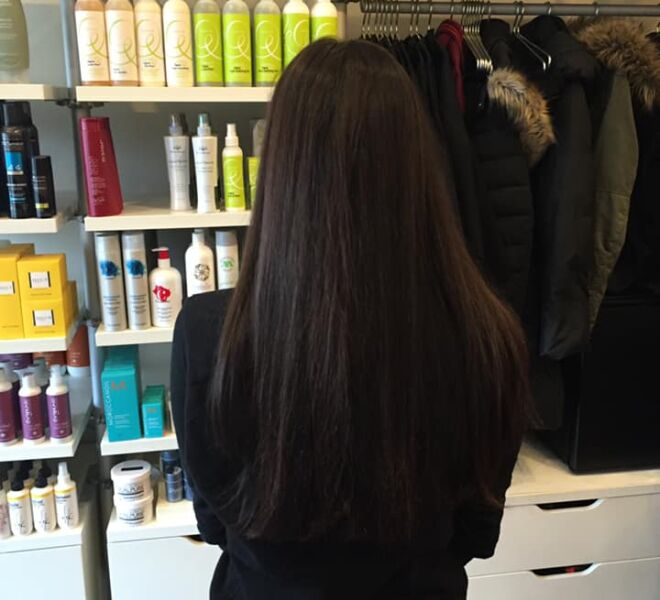 best hair salons Scarsdale NY westchester county - colorist