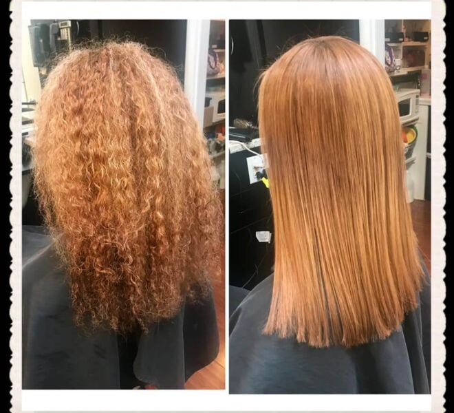 Curly Hair beauty Salon - Scarsdale Westchester County