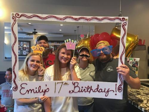 emilys17thbirthday