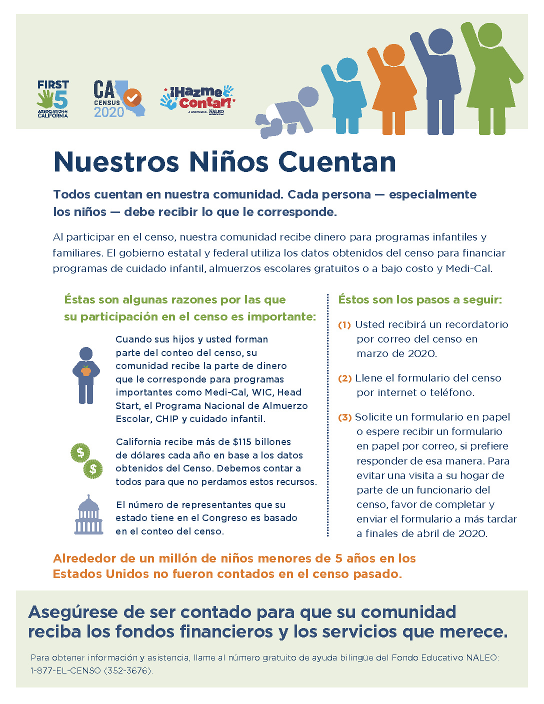 Español: Our Kids Count