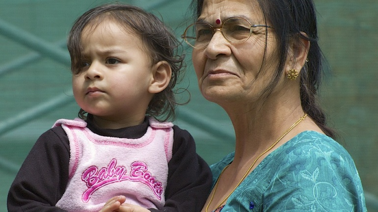 Young Children Living with Grandparents at Higher Risk of Being Missed in the 2020 Census