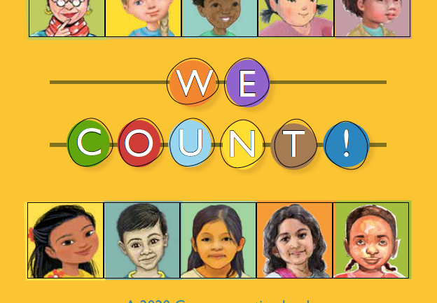 Coming soon: WE COUNT!