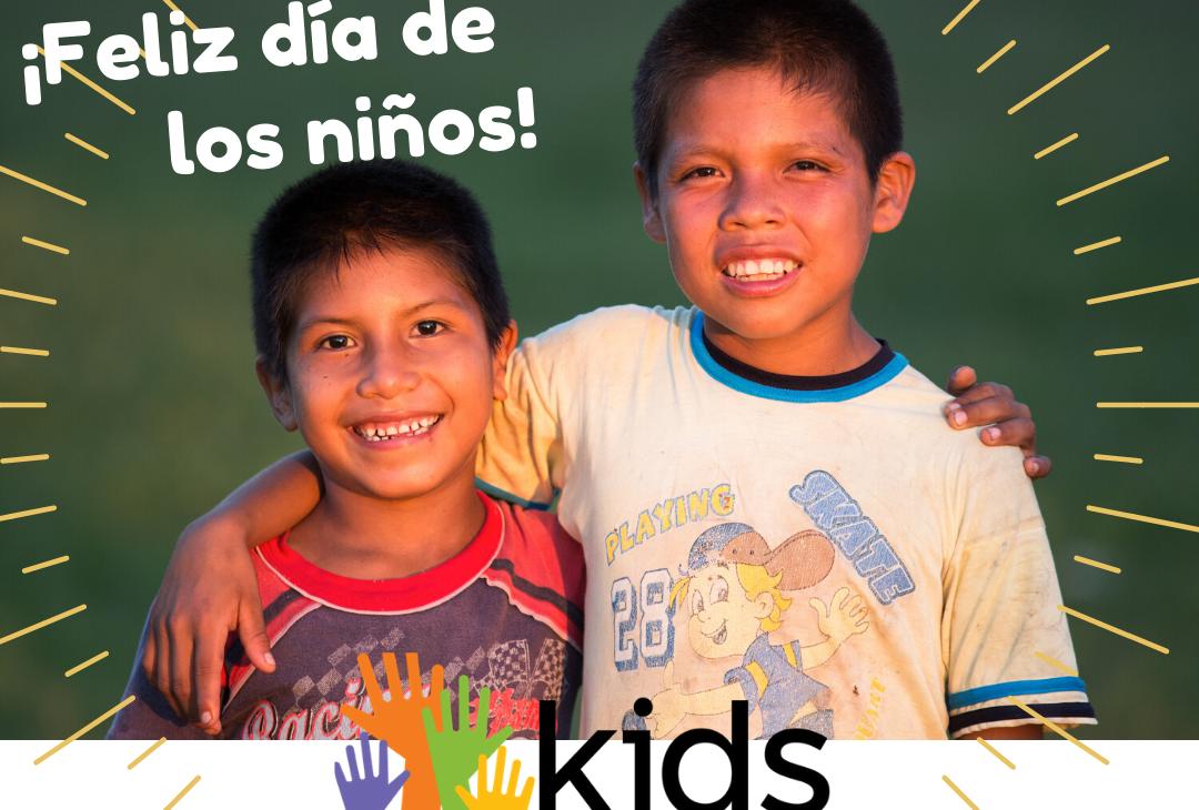 Let's Celebrate Día de los Niños by Counting Todos los Niños in the Census!