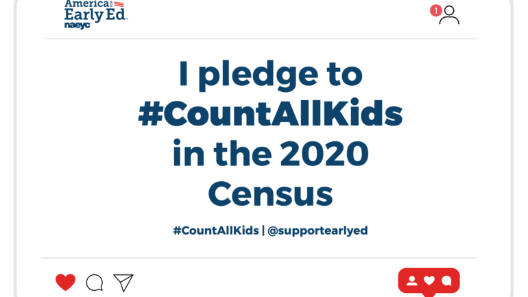 This Family Friday, We #CountAllKids!