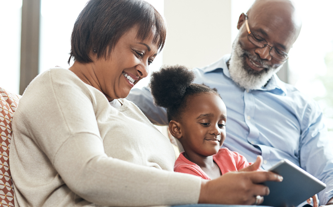 Encouraging Grandparents to Count All Kids on the 2020 Census Form