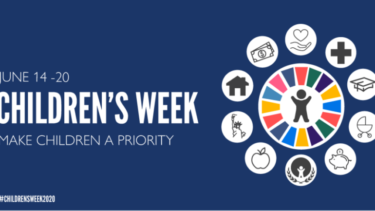 This Children's Week, Let's Ensure No Child Goes Uncounted