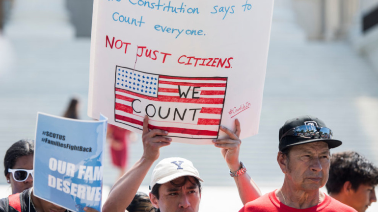 President Trump doesn't think all kids count. We disagree (and so does the Constitution).