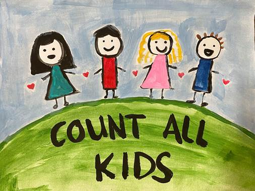 EXTENDED DEADLINE: Back to School Count All Kids National Art Competition