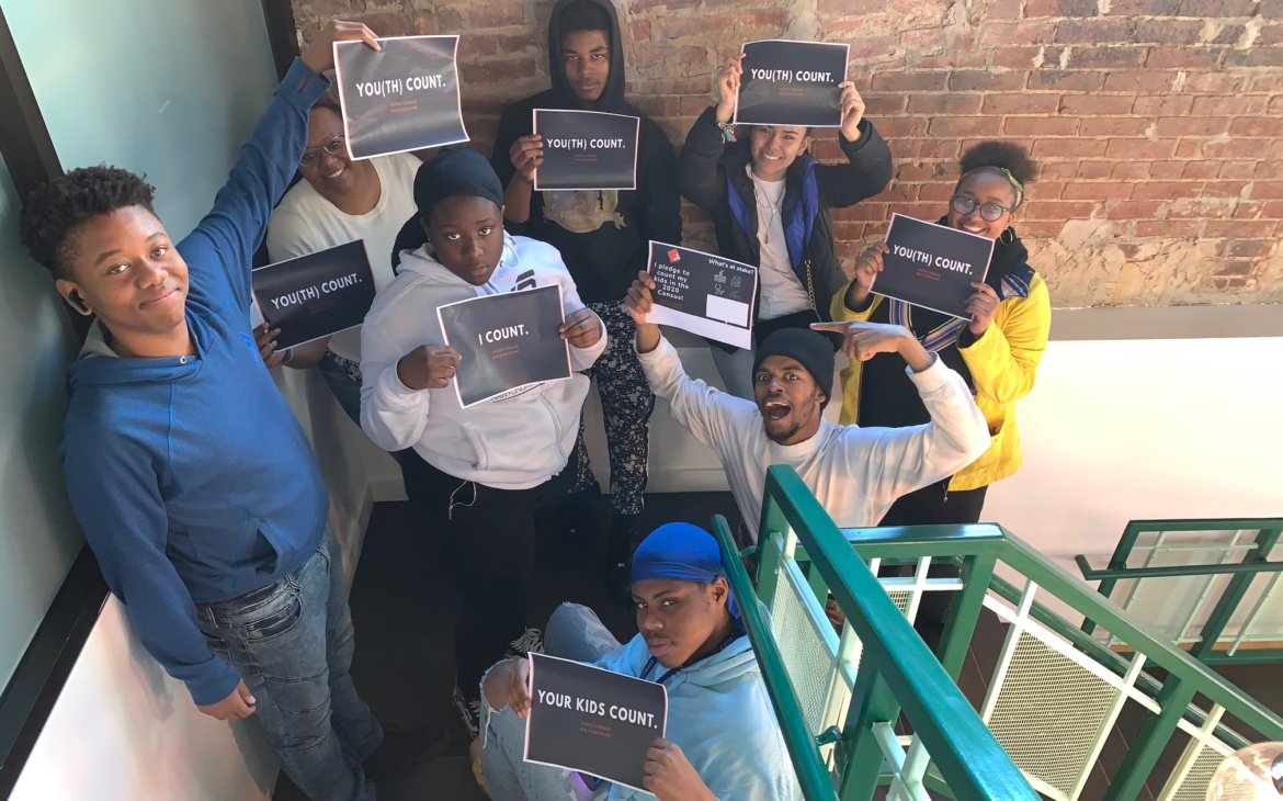 DC Action for Children – Engaging Youth in 2020 Census Outreach