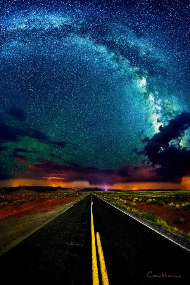 Moab Entrada Brilliant Night Skies