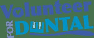 Volunteer for Dental Logo