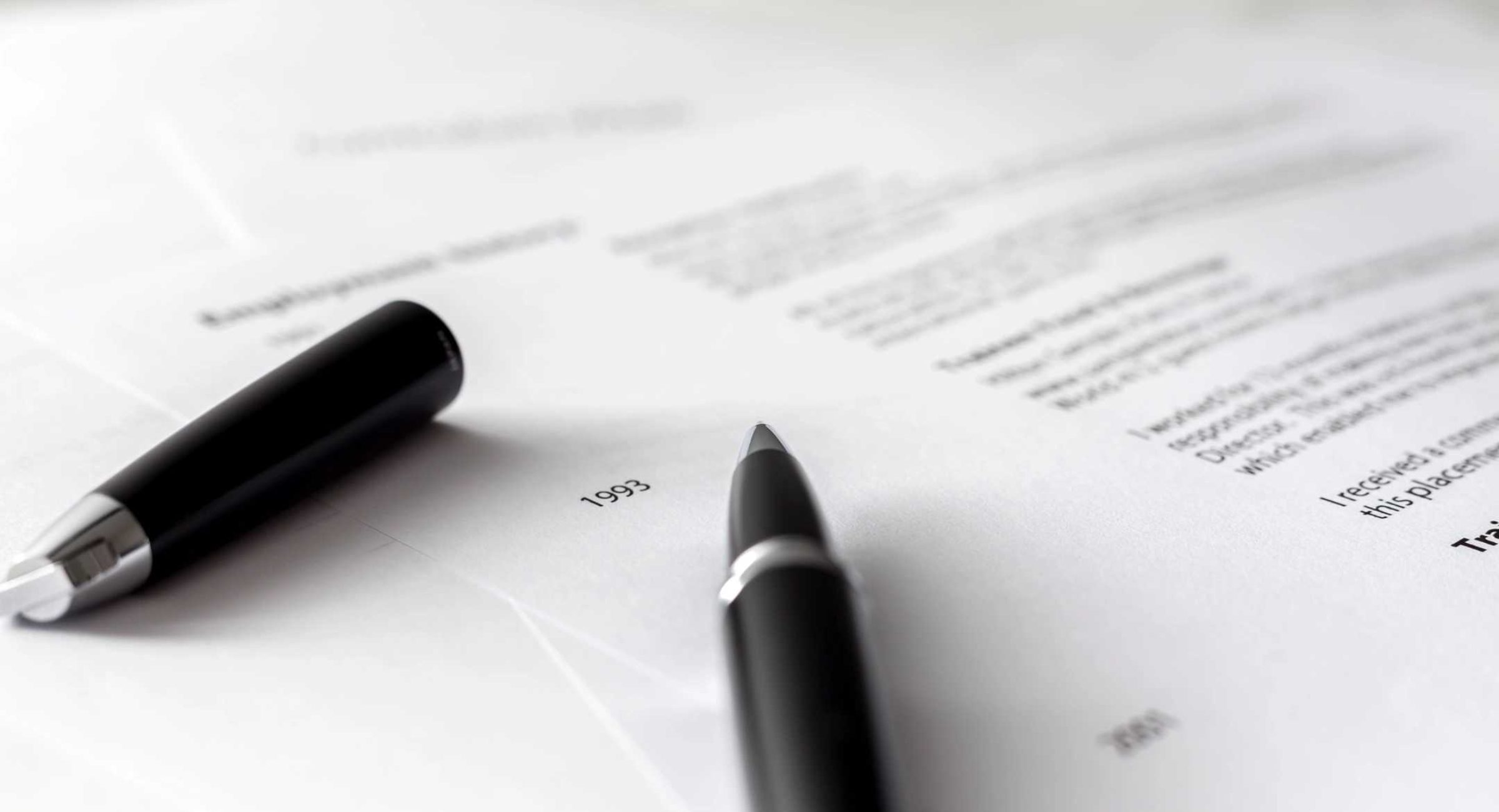 Resume Writing and Cover Letter Writing