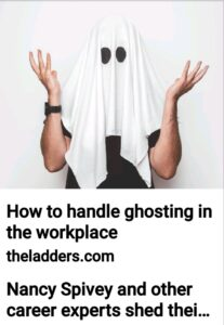How to Handle Ghosting in the Workplace Photo