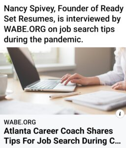 Atlanta Career Coach Shares Tips for Job Search During the Coronavirus Pandemic Photo