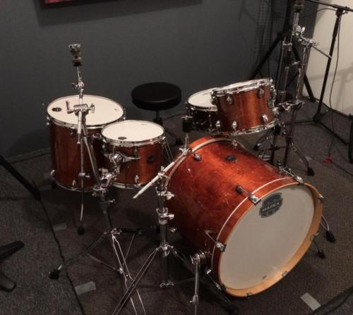 Mystic Rhythms - Room One - Drums