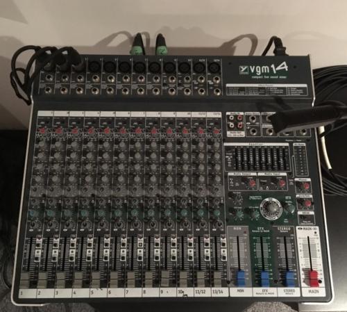 Mystic Rhythms - Room One - Mixer