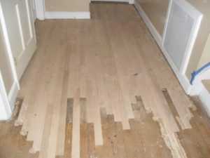 Wood Floor Repair North Chicago, IL