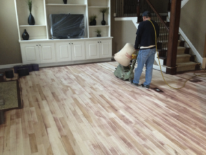 Hardwood Floor Refinishing North Chicago, IL