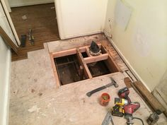 Rotted Subfloor Repair Spring Grove, Illinois