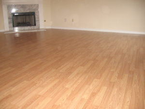 Laminate Flooring Installation Peoria, Illinois