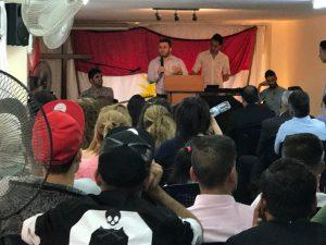 Kurdish Church--Osama preaching copy