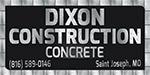 Dixon Construction Concrete