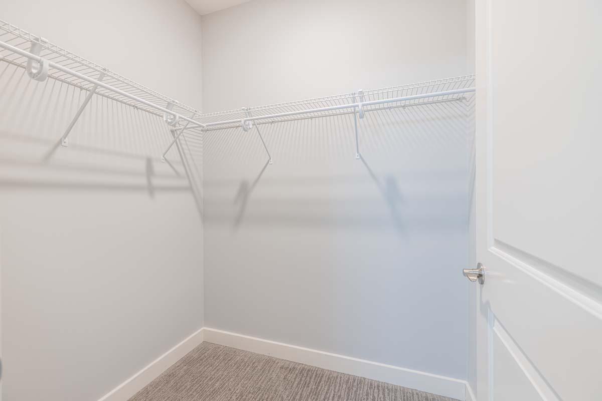 Ellison Heights - 2 Bedroom Corner - Master Closet