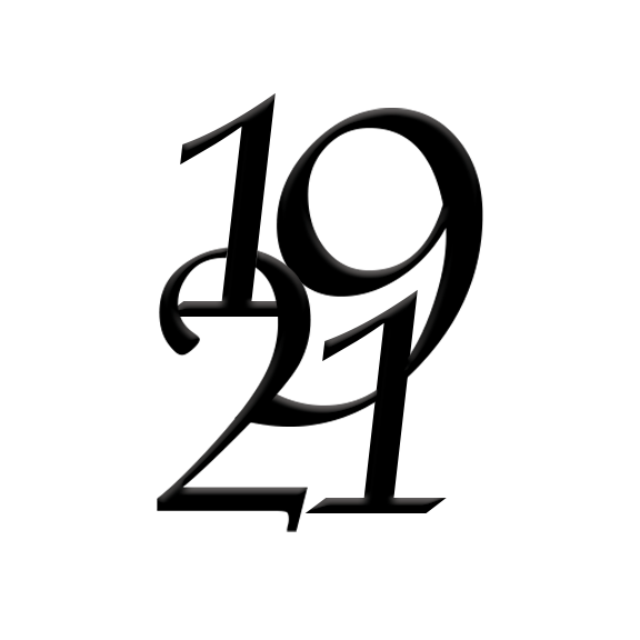 1921 logo