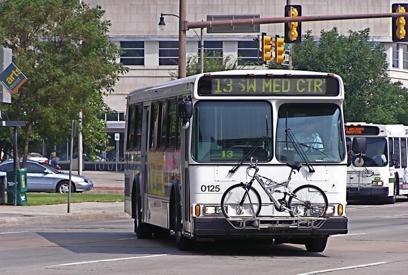 Injuries on Public Transit