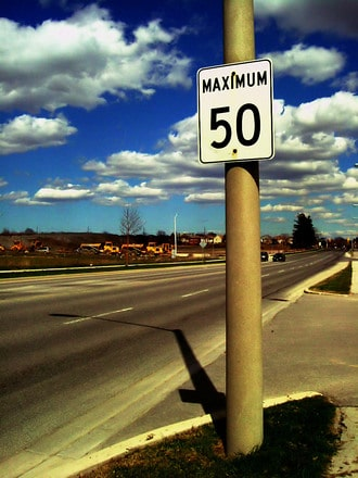 Speeding and Motor Vehicle Accidents