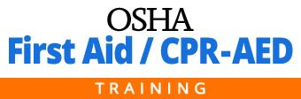 OSHA First Aid Training