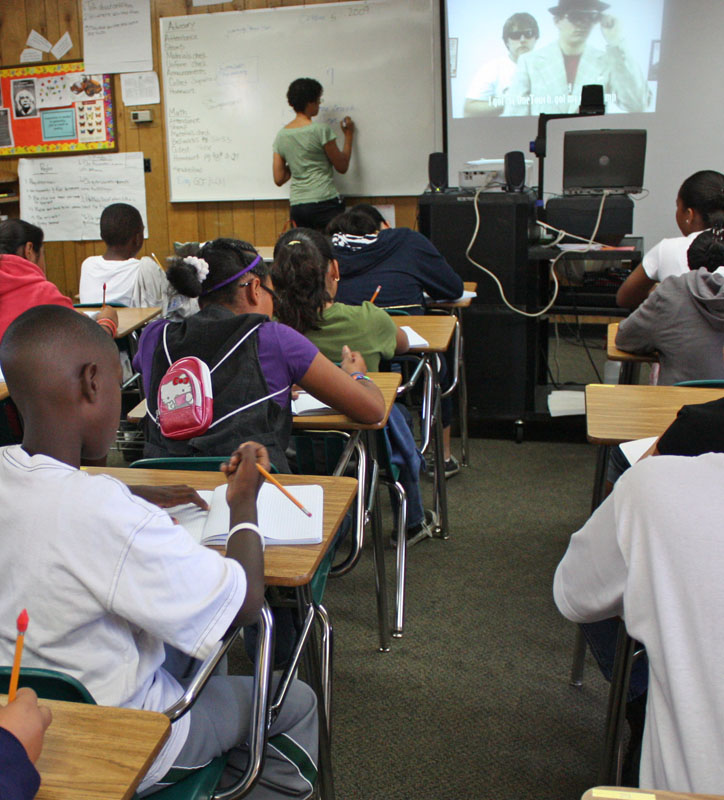 Students Attending CAFE Charter School