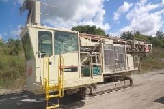 CRAWLER DRILL RIG (CONSTRUCTION)