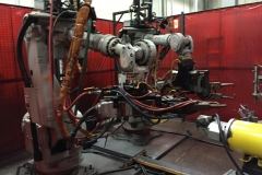 CNC WELDING ROBOTS (FABRICATING)