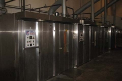 BREAD RACK OVENS (FOOD PROCESSING)