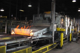 HEAT TREATING FURNACE (HEAT TREAT)