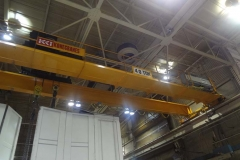 40 TON DOUBLE GIRDER BRIDGE CRANE (MATERIAL HANDLING)