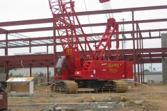 LATTICE BOOM CRAWLER CRANE (MATERIAL HANDLING)