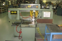 HORIZONTAL BAND SAW (METAL WORKING)