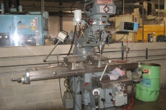 VERTICAL MILLING MACHINE 2 (METAL WORKING)