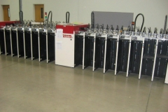 14 STATION COLLATOR (PAPER CONVERTING)