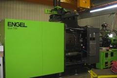 HYDRAULIC HORIZONTAL PLASTIC INJECTION MOLDING MACHINE (PLASTIC)
