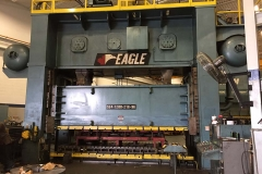 1200 TON STRAIGHT SIDE PRESS (STAMPING)