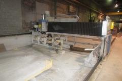 CNC STONE POLISHING MACHINE