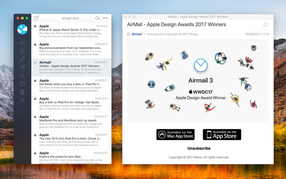 Best Mac Apps - Airmail